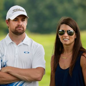 Danica Patrick says Ricky Stenhouse is way better at tools, but he says she's making some cool things.