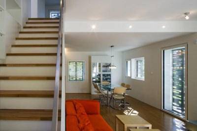 Modern interior design for small house with unique ...