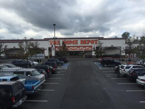 Medium Of Home Depot Bothell