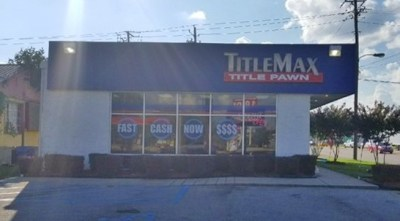 TitleMax Title Loans at 203 East Meighan Blvd, Gadsden, AL on Fave