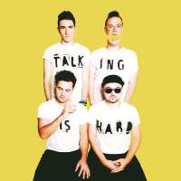 WALK THE MOON - Talking Is Hard (2014) [iTunes Plus AAC M4A]