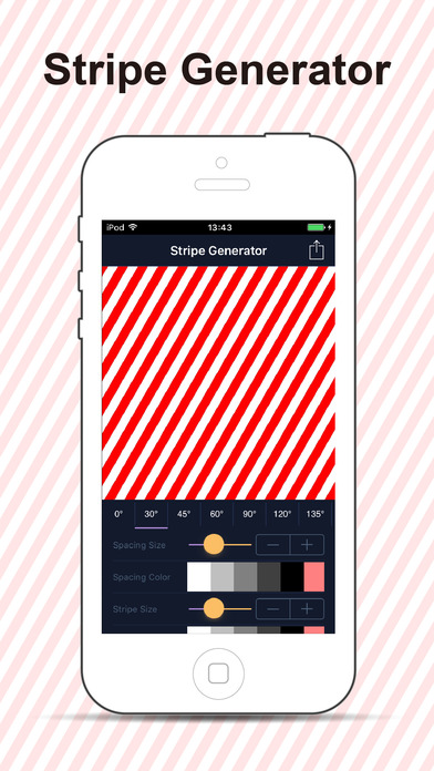 Stripe Background Generator - HD Wallpaper Maker App Download - Android APK