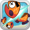 Zhang Ximin - Super Ninja Slash artwork   Apple: New iOS Apps (December 28, 2012) mzl