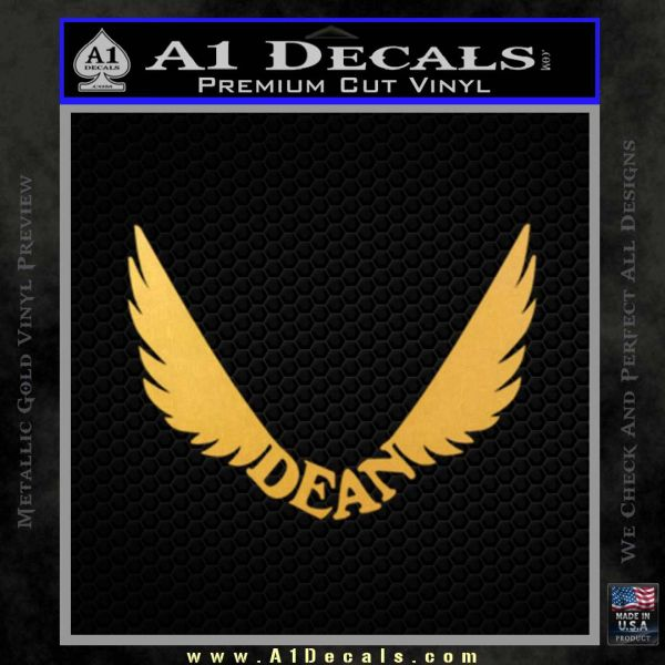 dean guitars logo decal sticker 187 a1 decals