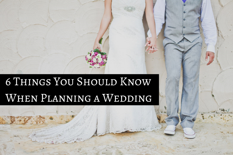 6 Things You Should Know When Planning a Wedding – a1limoandtours