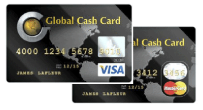 Global Cash Card | Access1Source