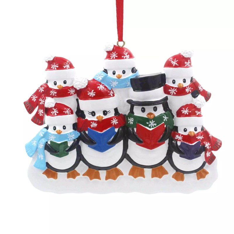 Large Of Personalized Family Christmas Ornaments