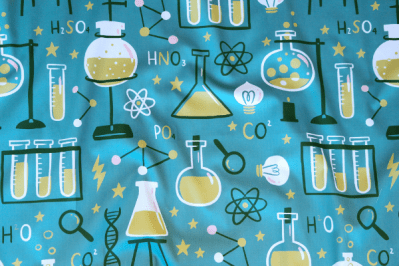 10 Science Fair Designs - Spoonflower Blog – Design & Sell your own Fabric, Wallpaper, and Gift Wrap