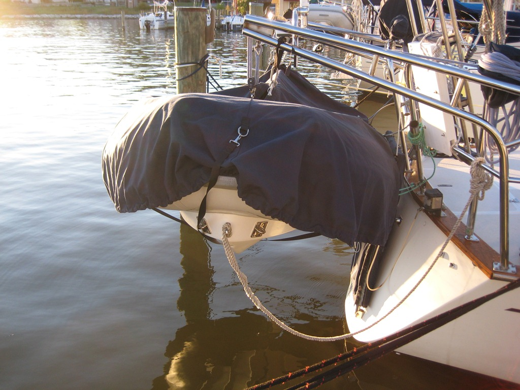 Dinghy cover