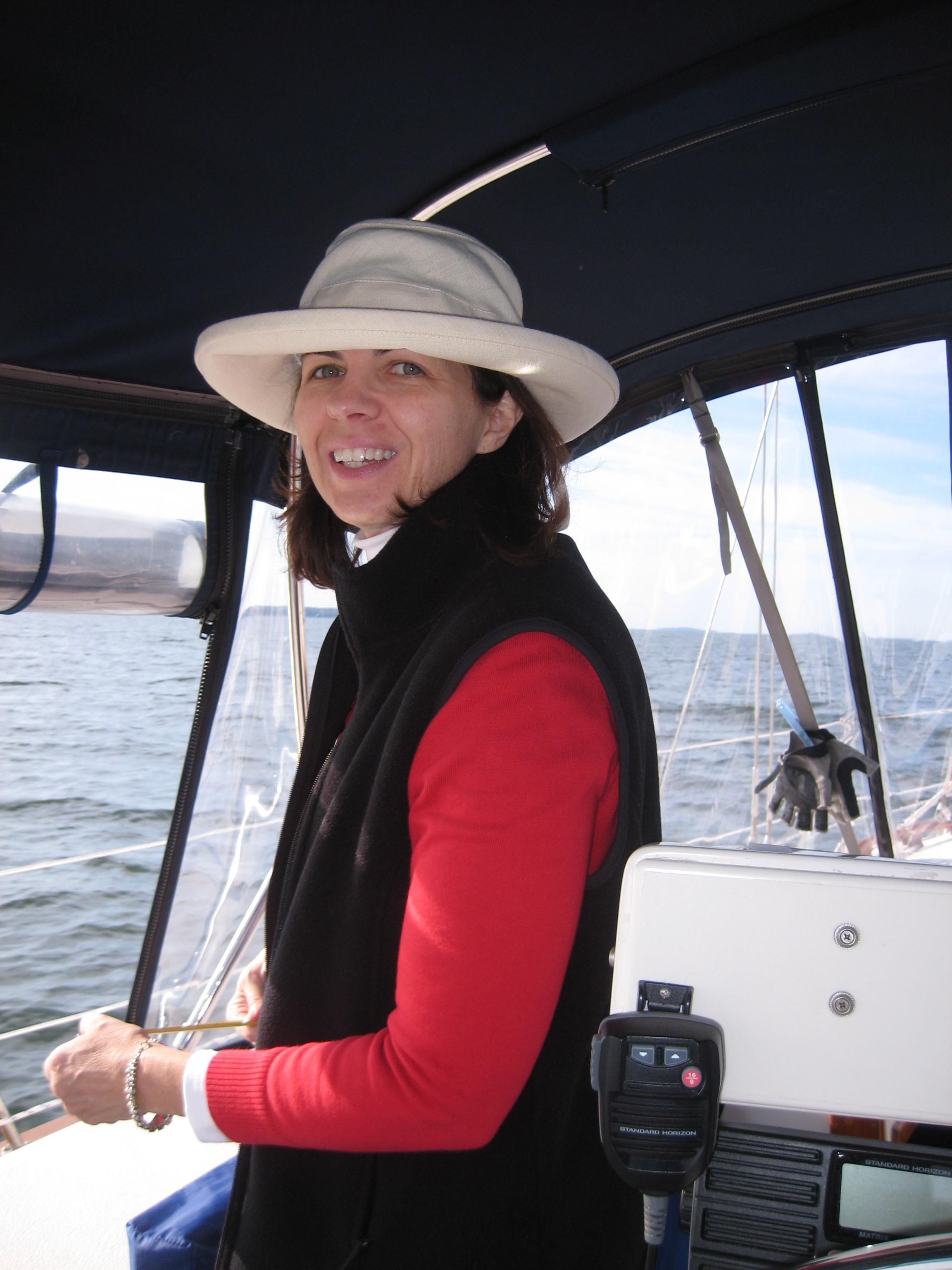 Annette Aboard