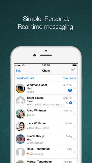 WhatsApp Messenger IPA
