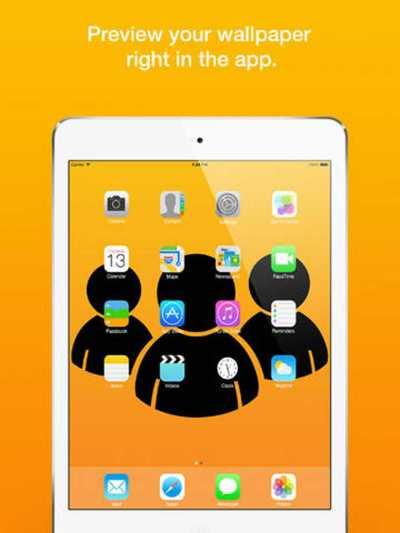 App Shopper: Wallpaper Fix & Fit - Rotate, scale, zoom & Fit Photos (Productivity)