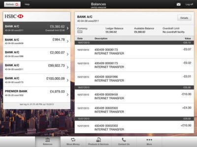 HSBC Mobile Banking - appPicker
