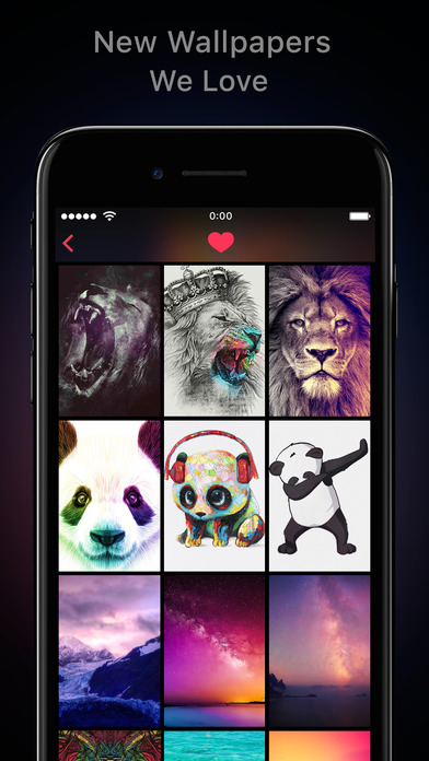 Featured of Wallpapers Cool Backgrounds and Themes App Download - Android APK