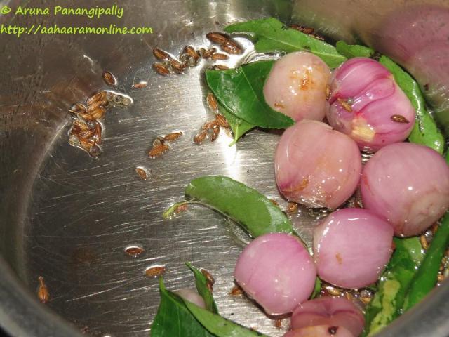 Add onions, chillies and garlic