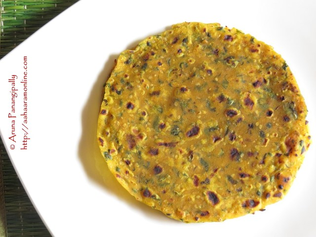 Methi Thepla – A Popular Gujarati Special Roti