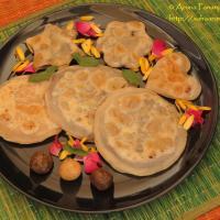 Khavyachi Satori, Khava Poli, or Mawa Roti