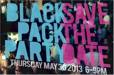 Save the Date for the Black Pack Party