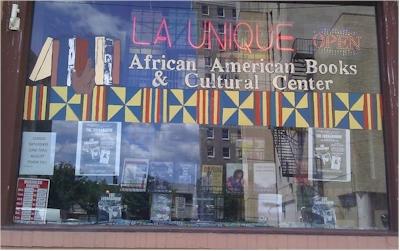 La Unique African American Books & Cultural Center, Camden, NJ Opened in 1992