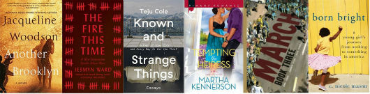 New Books Coming in August