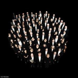 The Minnesota Orchestra (Photo by Ann Marsden)