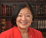 U.S. Sen. Mazie Hirono (D-HI) — Official photo for the 113th Congress.
