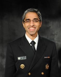 Surgeon General Vice Admiral Dr. Vivek Murthy