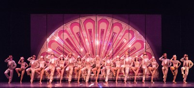A Chorus Line, now at the Ordway Center for the Performing Arts. (Photo by Rich Ryan)