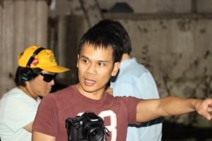 Lao American filmmaker Sinakhone Keodara.
