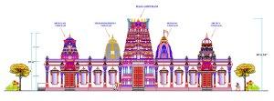 TempleFrontElevation
