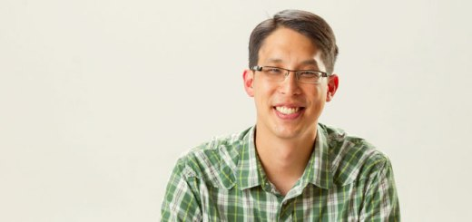 Gene Luen Yang (Hamline University photo)