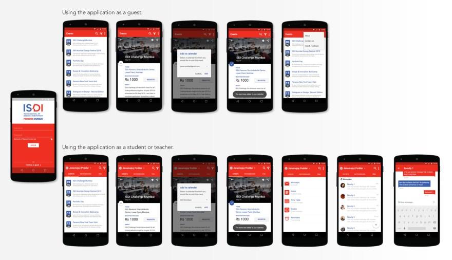 ISDI-App