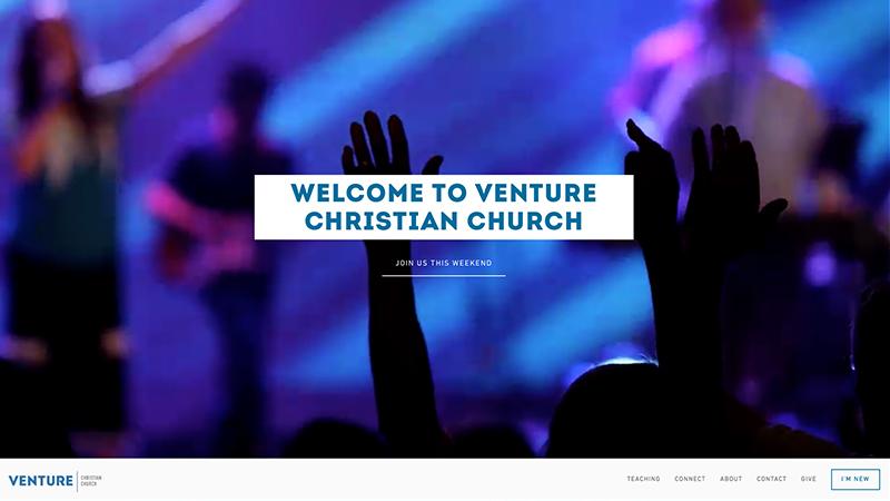 Venture Website