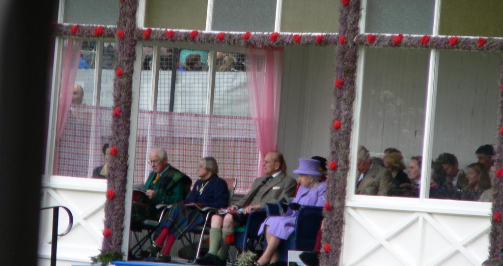 Braemar Gathering 2016