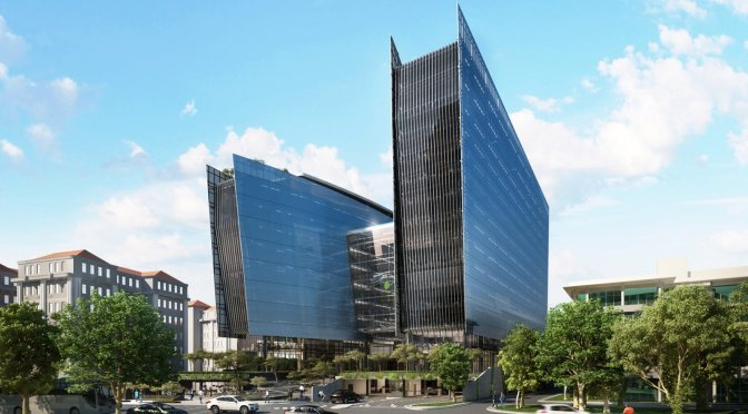 140 West Street Sandton by Paragon Architects
