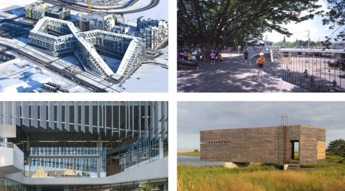 2017 Moriyama RAIC International for Excellence in Architecture