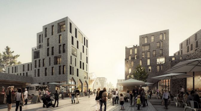 Amager Commons Quarter Masterplan