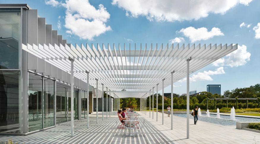 Cherie Flores Garden Pavilion