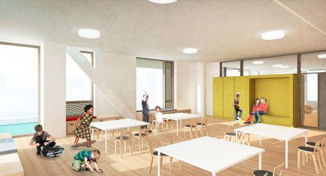 CIS Copenhagen International School Nordhavn By CF Mller