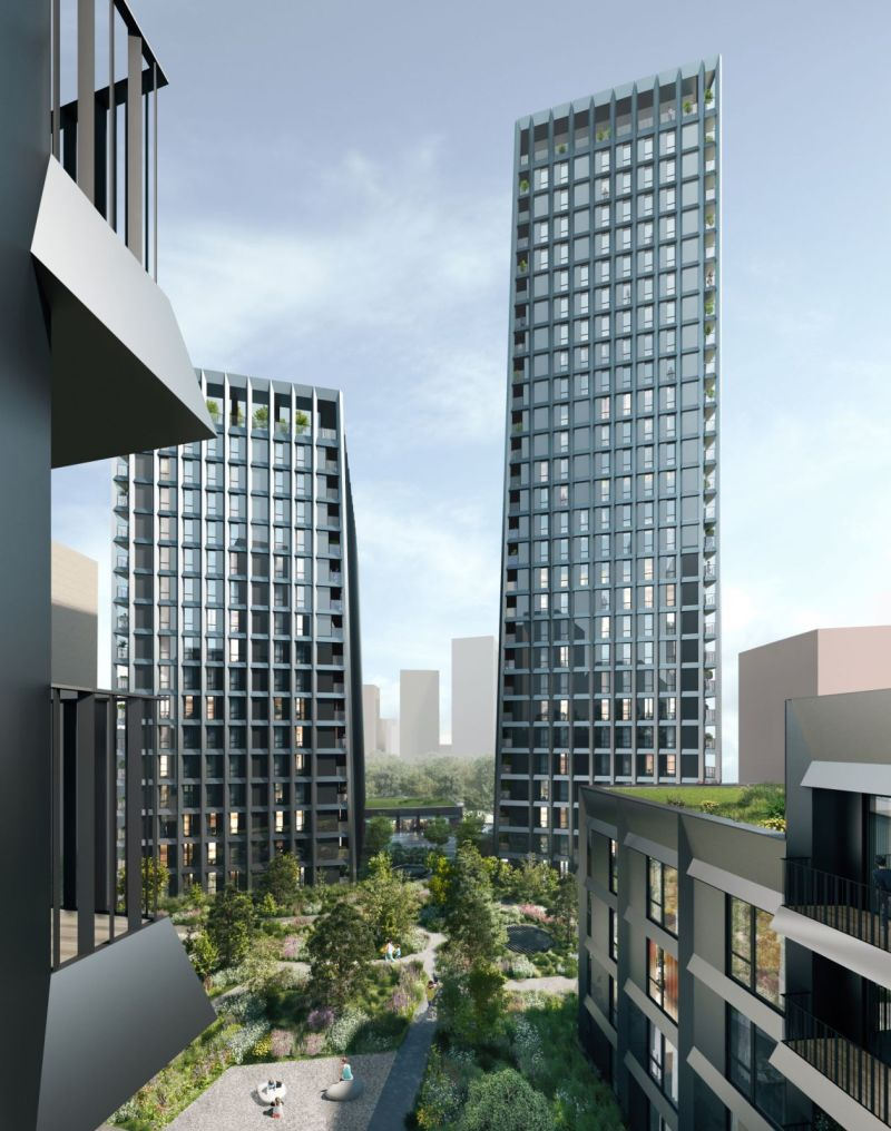 Greenwich Peninsula Residential