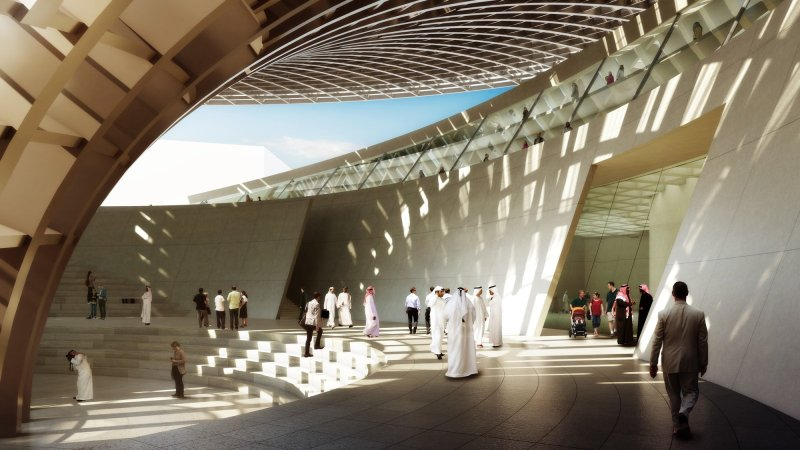 Sustainability Pavilion for Expo 2020 Dubai