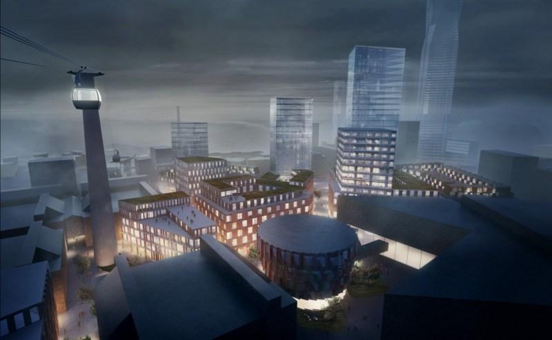 new urban district in Gothenburg