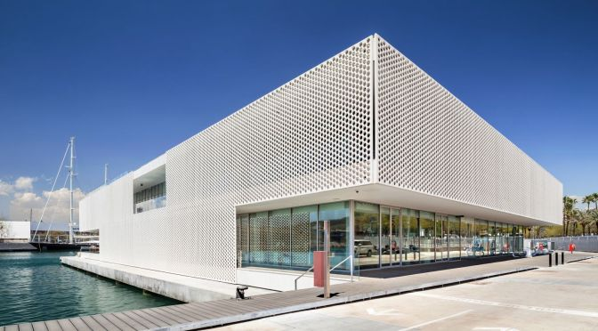 Marina Port Vell by SCOB Architecture and Landscape