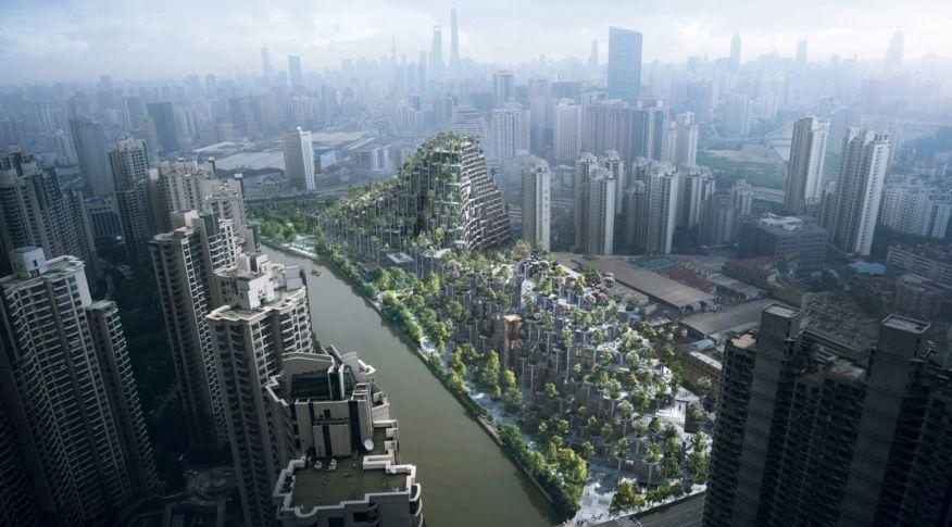 Moganshan China