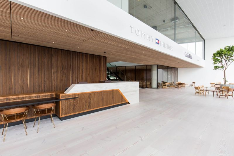 New European Headquarters Calvin Klein & Tommy Hilfiger
