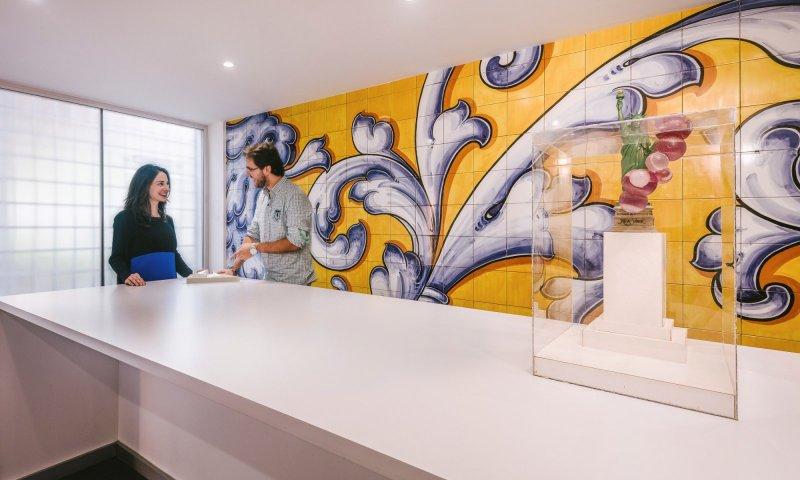 Office Refurbishment in Madrid