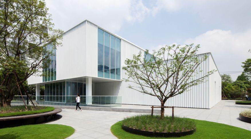 Hi-Tech start-up incubator space in Shanghai
