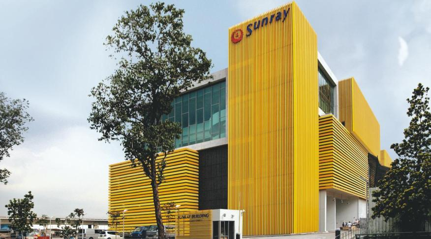 Sunray Headquarters