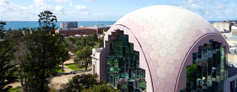The Geelong Library and Heritage Center