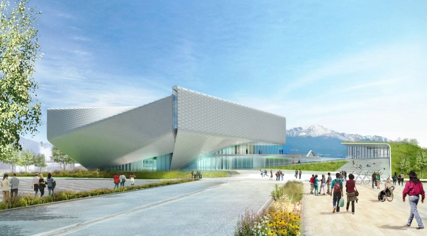 The United States Olympic Museum